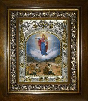 купить икону Божьей Матери Августовская