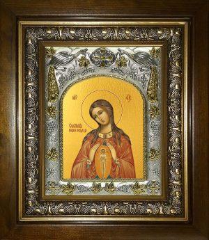 купить икону Божьей Матери В родах помощница