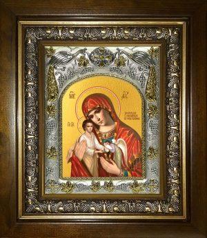 купить икону Скорбящая о младенцах, во чреве убиенных икона Божией Матери