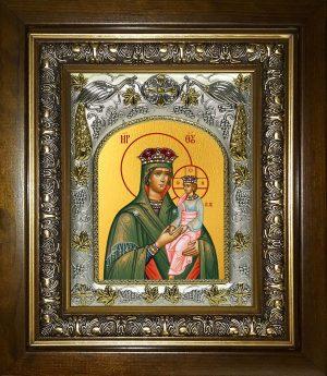 купить икону Божьей Матери Споручница грешных