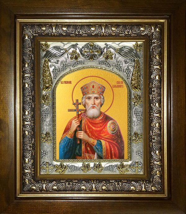 купить икону Владимир великий князь