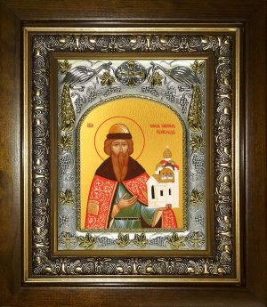 купить икону святой Всеволод Псковский