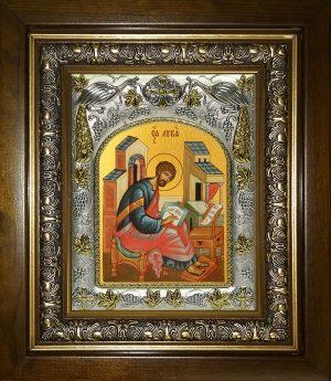 купить икону святой Лука апостол
