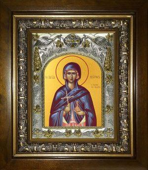 купить икону святой Марфы