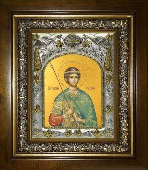 купить икону святой Дмитрий (Димитрий) Солунский