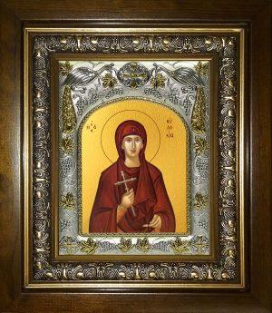 купить икону Евдокия Илиопольская преподобномученица