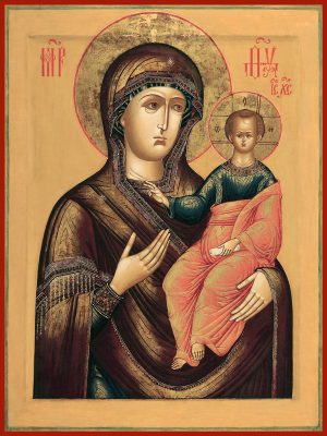 купить икону Смоленская Божией Матери