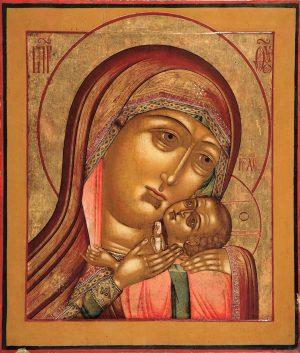 купить икону Корсунская Божией Матери