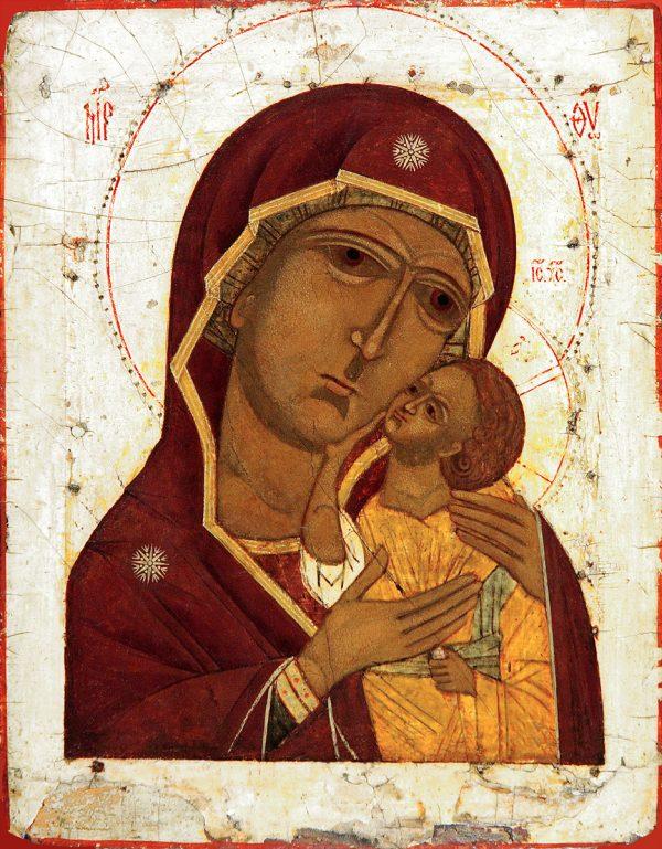 купить икону Умиление Божией Матери