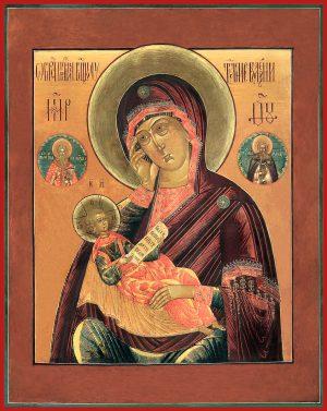 купить икону Утоли Болезни Божией Матери
