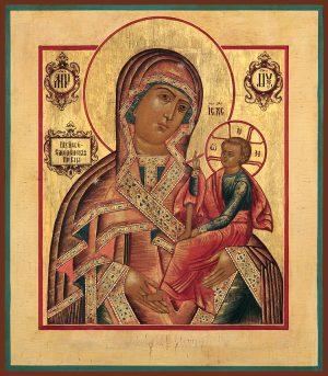 купить икону Шуйская-Смоленская Божией Матери