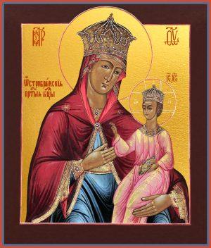 купить икону Остробрамская Божией Матери