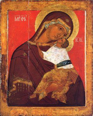 купить икону Умиление икона Божией Матери