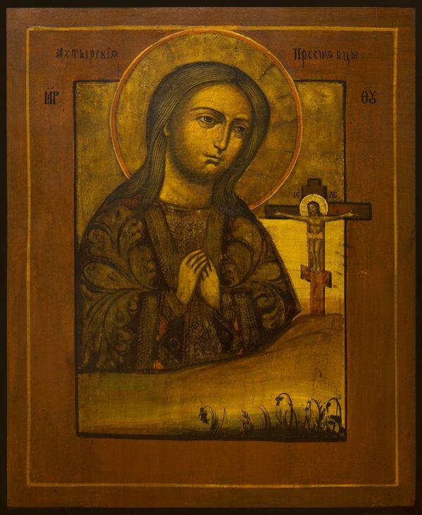 купить икону Ахтырская Божией Матери