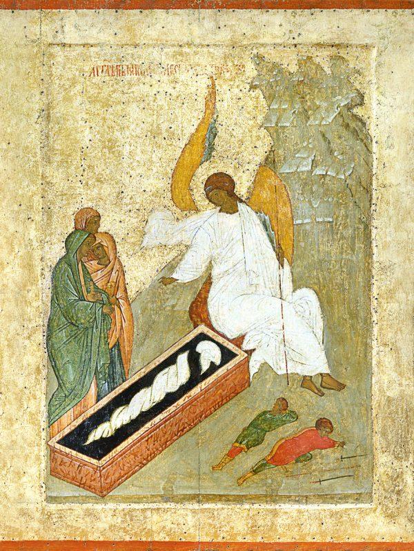купить икону Жены-мироносицы