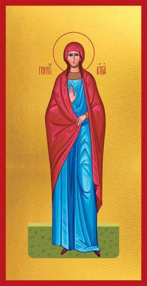Мерная икона Ева праматерь