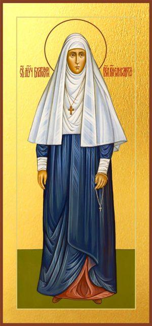 Мерная икона Елизавета великая княгиня