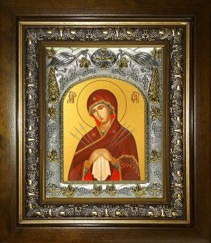 купить Умягчение злых сердец икону Божьей Матери