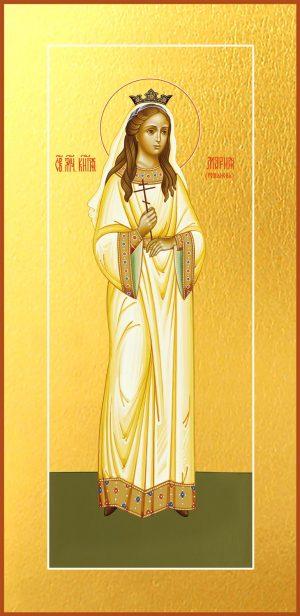 Мерная икона Мария (Романова) страстотерпица