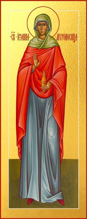 Мерная икона Иоанна Мироносица