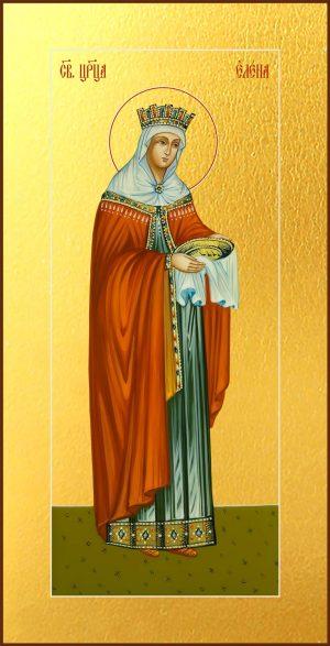 Мерная икона Елена равноапостольная царица