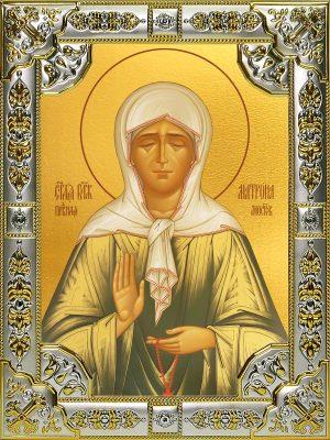 купить икону святая Матрона Московская