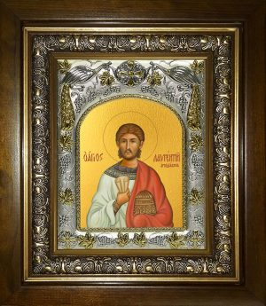 купить икону святой Лаврентий Римский архидиакон