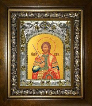 купить икону святой Никита Готфский