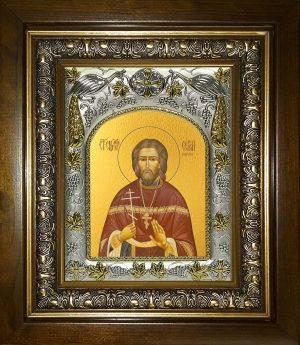 купить икону святой Сергий (Сергей) Кедров