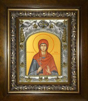 купить икону Анна Адрианопольская святая мученица