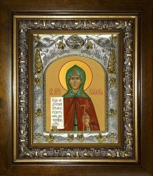 купить икону Иулиания Московская преподобная