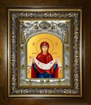 купить икону Покрова Пресвятой Богородицы