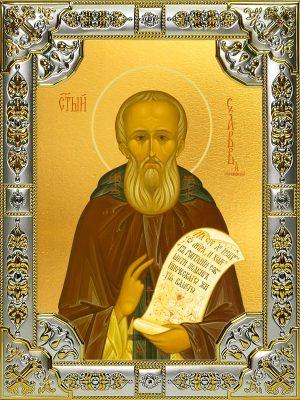 купить икону Савва Сторожевский