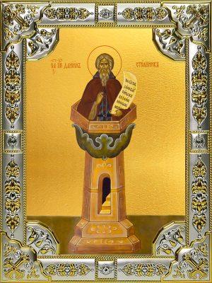 купить икону Даниил Столпник