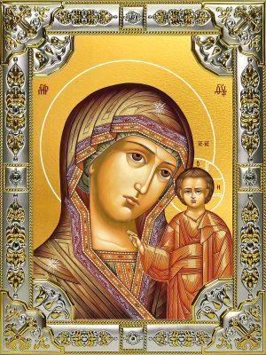 купить икону Божьей Матери Казанская