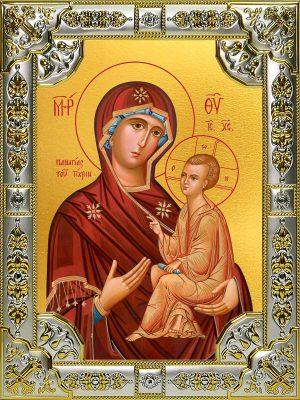 купить икону Божьей Матери Тихвинская.