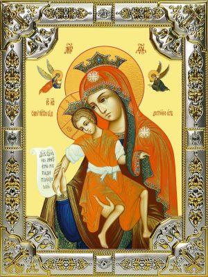 купить икону Божьей Матери Достойно Есть (Милующая)