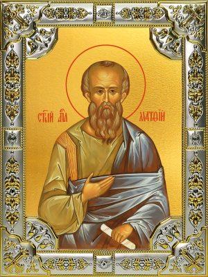 купить икону святой Матфий Апостол