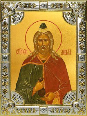 купить икону святой Филарет Милостивый