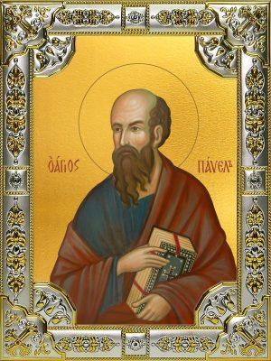 купить икону святой Павел апостол