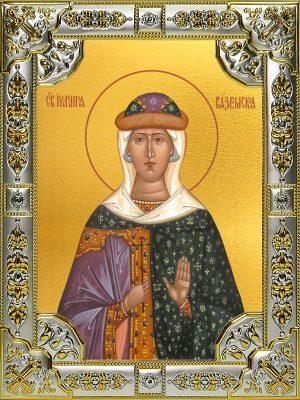 купить икону Иулиания Вяземская
