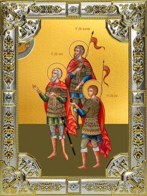 купить икону святые Тарах, Пров и Андроник Мученики
