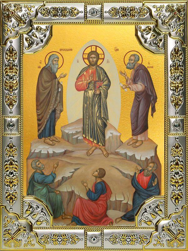 купить икону Преображение Господне