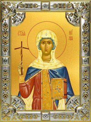 купить икону Нина просветительница Грузии, равноапостольная