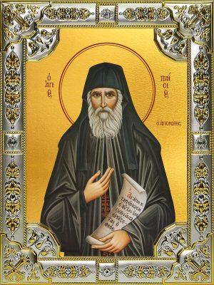 купить икону святой Паисий Святогорец