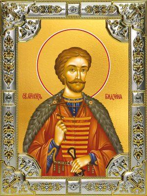 купить икону Бидзина мученик, князь Ксанский