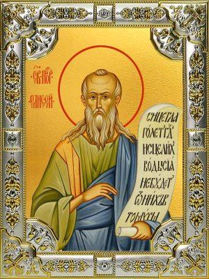 купить икону Елисей пророк
