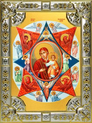 купить икону Божьей Матери Неопалимая купина