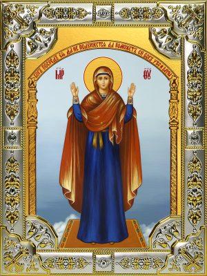 купить икону Божьей Матери Нерушимая стена
