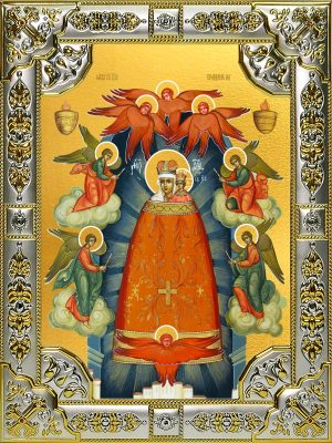 купить икону Божьей Матери Прибавление Ума